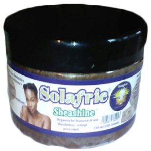 Sheashine Black Soap Paste 230 ml