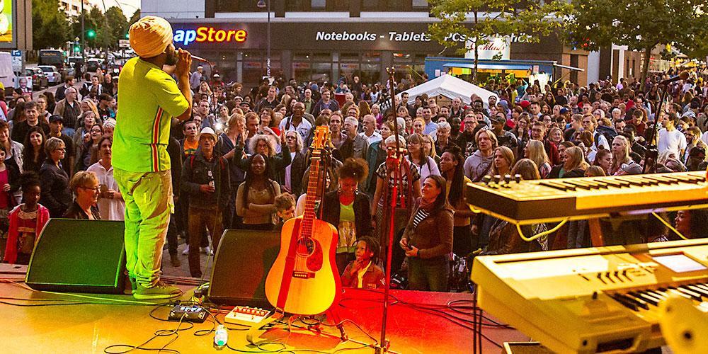 Afrikafestival-Hamburg, Alafia 2018