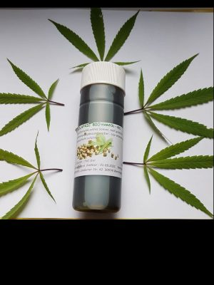 Hemp oil , cold pressed, unrefimed